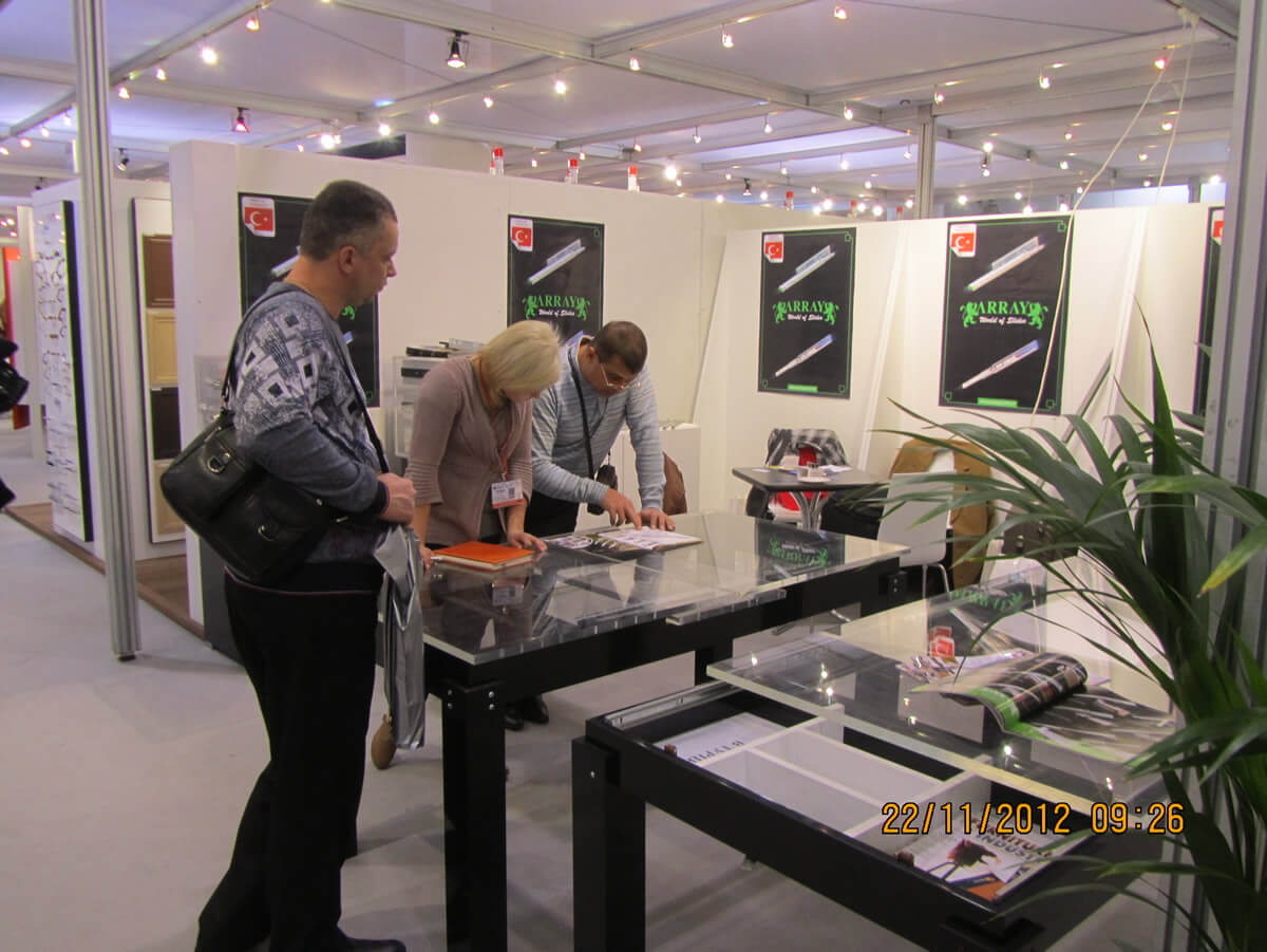 ZOW-MOSCOW EXHIBITION 2012
