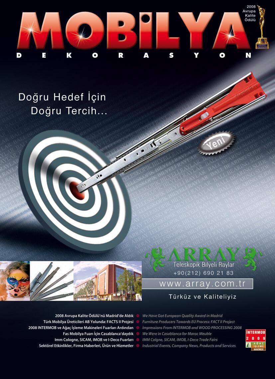 Mobilya Dekorasyon Dergisi